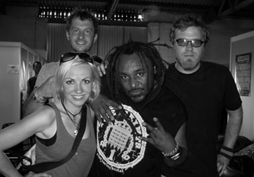 Kontrust & Skindred